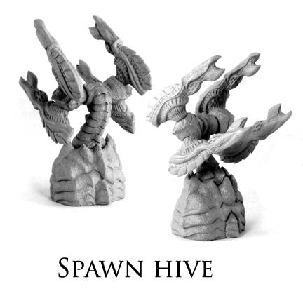 tyranid warrior assembly instructions