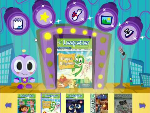 leapfrog leappad learning system instructions