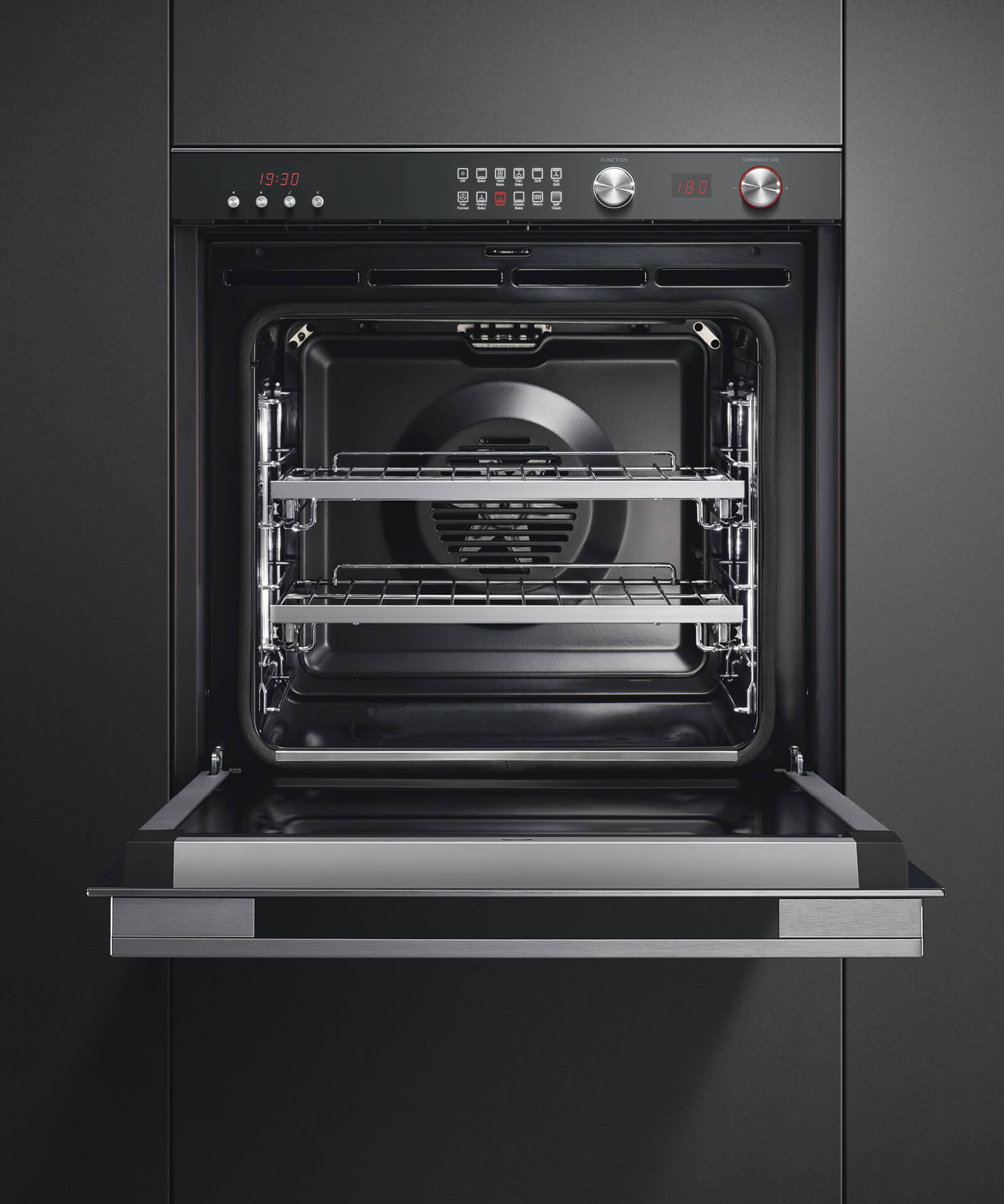 fisher and paykel oven instruction manuals