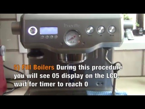 manual for breville bes920 instruction