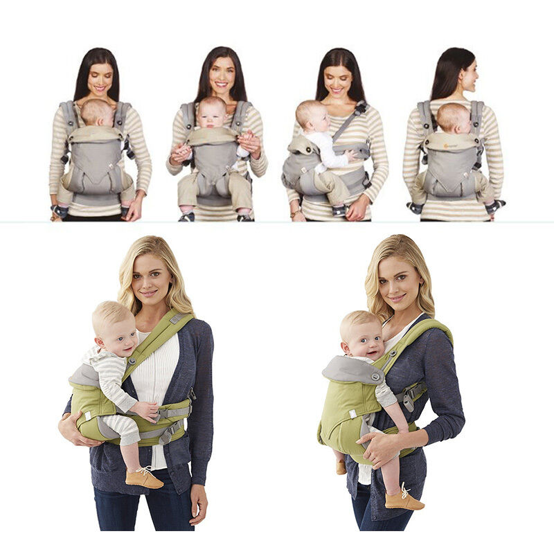 ergo baby carrier instructions side