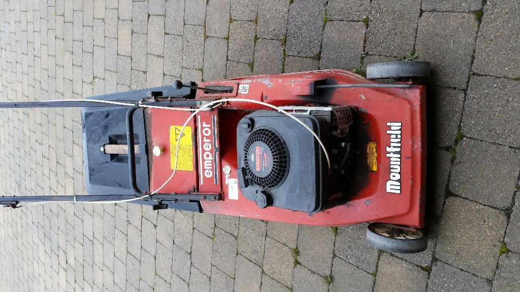 mountfield 827h instruction manual
