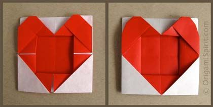 origami water balloon printable instructions