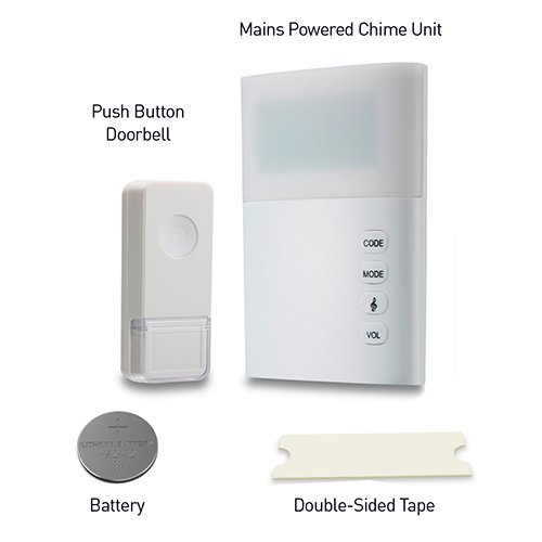 swann wireless door chime instructions